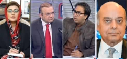 Nadeem Malik Live episode 0