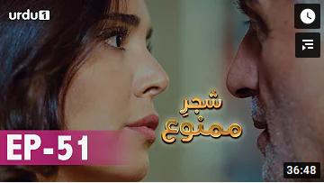 Shajar e Mamnu Episode 51