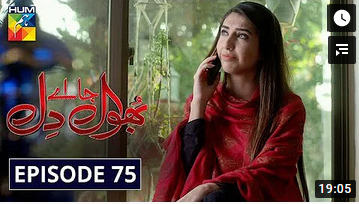 Bhool Jaa Ay Dil Episode 75