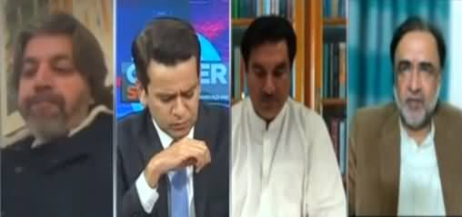 Center Stage With Rehman Azhar 25th February 2021