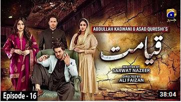 Qayamat Episode 16