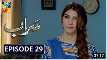 Saraab Episode 29