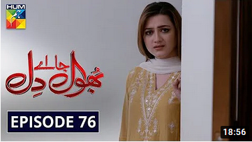 Bhool Jaa Ay Dil Episode 76