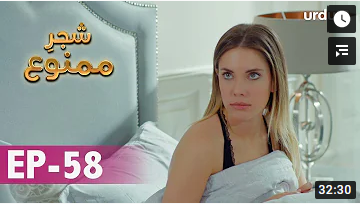 Shajar e Mamnu Episode 58