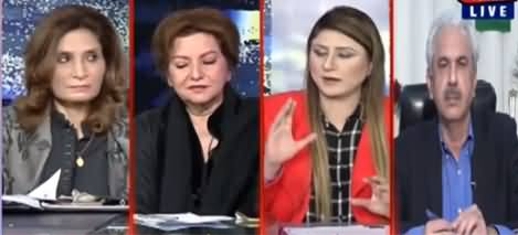 Tonight with Fereeha 1st March 2021