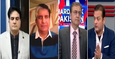 Hard Talk Pakistan 1st March 2021