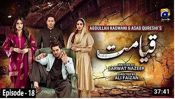 Qayamat Episode 18