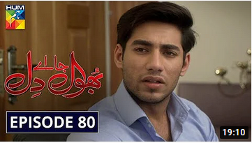 Bhool Jaa Ay Dil Episode 80