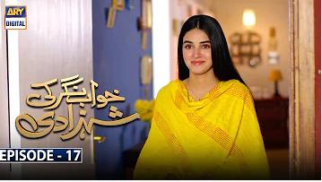 Khwaab Nagar Ki Shehzadi Episode 17