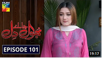 Bhool Jaa Ay Dil Episode 101