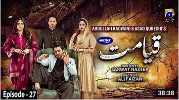 Qayamat Episode 27