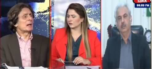 Tonight with Fereeha 7th April 2021