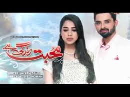 Mohabbat Zindagi Hai Episode 302