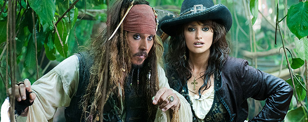 "Watch Trailer of new film of series ""Pirates of the Caribb"