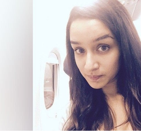 Shraddha Kapoor without Makeup Difficult to Recognize