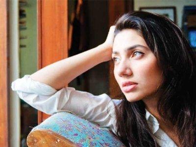 Mahira upset despite success of film Raees