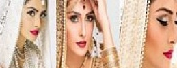 Aiza Khan New Bridal Photoshoot