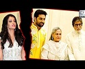Aishwarya Rai Neglected From Amitabh Bachchan
