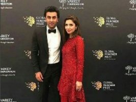 Mahira and Ranbir Talking Video gone Viral