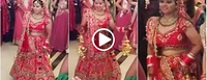 Amazing Entry of Bride with dancing on Kala Chashma song