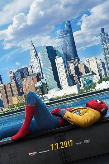 Watch Spiderman Home Coming Teaser