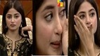 Sajal Ali Crying After Remembering Her Mother
