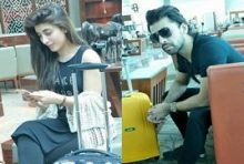 Farhan Saeed Travelling To Mauritius with Urwa Hocane