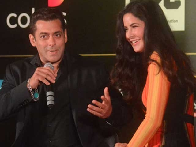 Salman Khan Declares Katrina Hard Working Actress