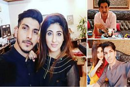 Mohsin Abbas Daughter Pictures