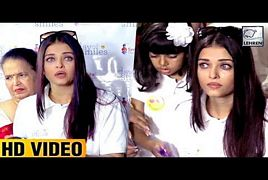 Aishwarya Rai Crying in Front of Media