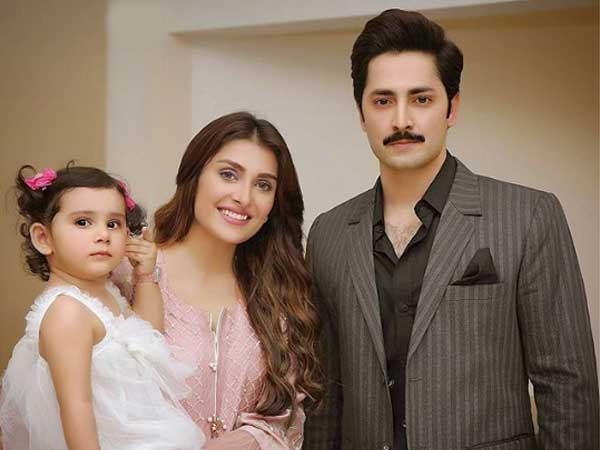 Danish and Aiza Son Picture Viral