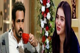 Humaima Malik Saying About Emraan Hashmi