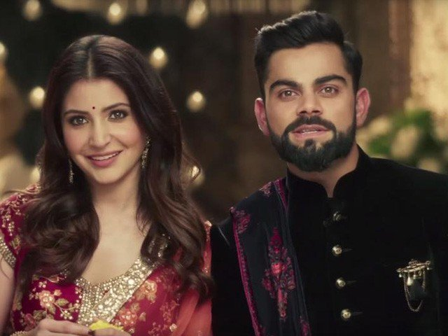 Wedding Ceremony Virat and Anushka