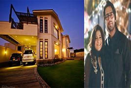 Fahad Mustafa New House