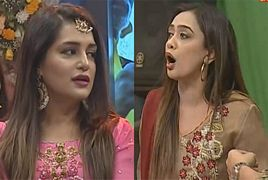 Chef Farah Fight in Live Morning Show With Actresses