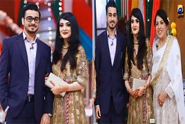 Alizeh Tahir Looking Like a Doll after Got Married