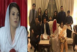 Reham Khan Response On Imran Khan 3rd Marriage