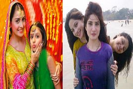 10 Pakistani Celebrities With Their Adorable Sisters