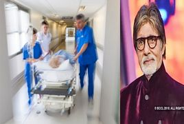 Amitabh Bachchan Falls Ill While Shooting for Thugs of Hindu