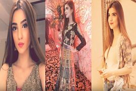 Actor Momar Rana's Beautiful Daughter Rea Latest Clicks