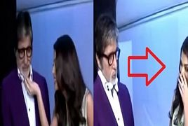 Amitabh Bachan Insults Aishwarya Rai In Front Of Media – S