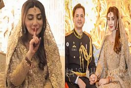 Complete Photo Album of Ayesha Khan's Wedding
