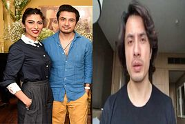 Ali Zafar First Response On Meesha Shafi Allegations