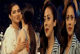 Reaction of Aini Jafri