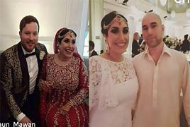 Wedding Ceremon of Zulfiqar Ali Bhuto's Grand Daughter Aza