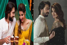 Hareem Farooq Wedding BTS of Main Khayal Hoon Kisi Aur Ka Dr