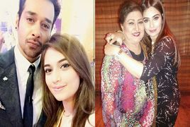 Little girl of Faisal Qureshi Upload Her Pics Without Any Ma