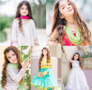 Youngest Model Miah Dhanani wonderful photoshoot !