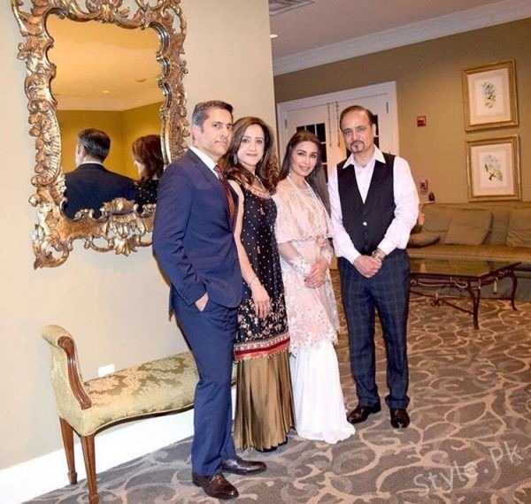 Reema Khan Returned on Her Instagram Account