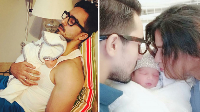 Actor Faraz Farooqui Blessed With A Baby Girl